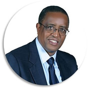 Hon Prof Silas Lwakabamba, Rwanda Minister for Education - 177x180
