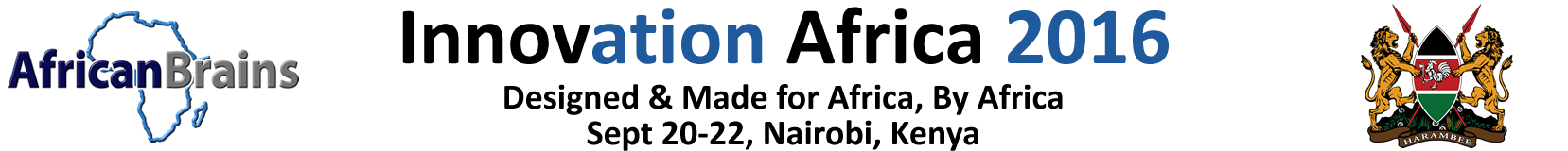 Africa's Official Ministerial Summit. Sept 20-22, Nairobi, Kenya